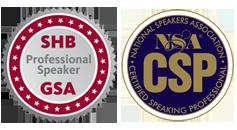 Professional Speaker GSA / CSP
