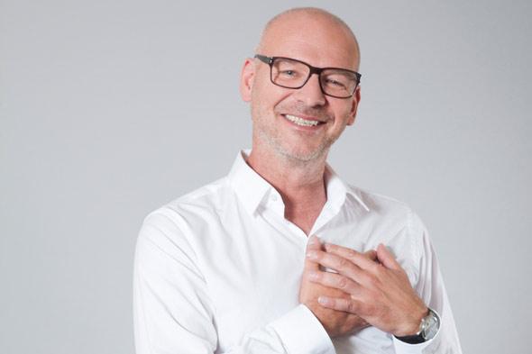 Oliver Theisen - Entwickler für Vertriebserfol