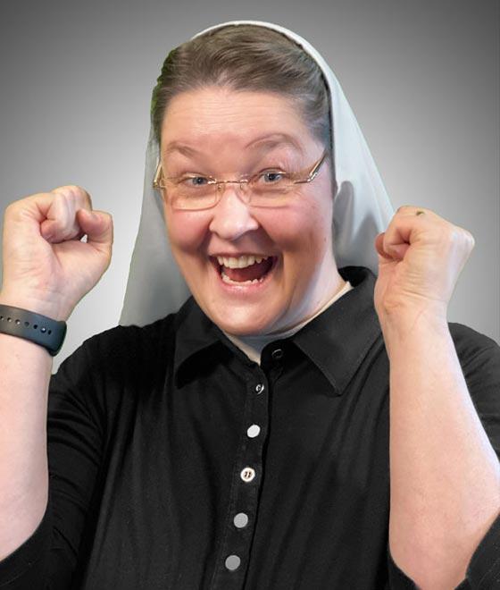 Schwester Doreén Knopf