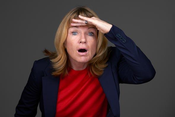 Mimikresonanz-Trainerin Susanne Grebe